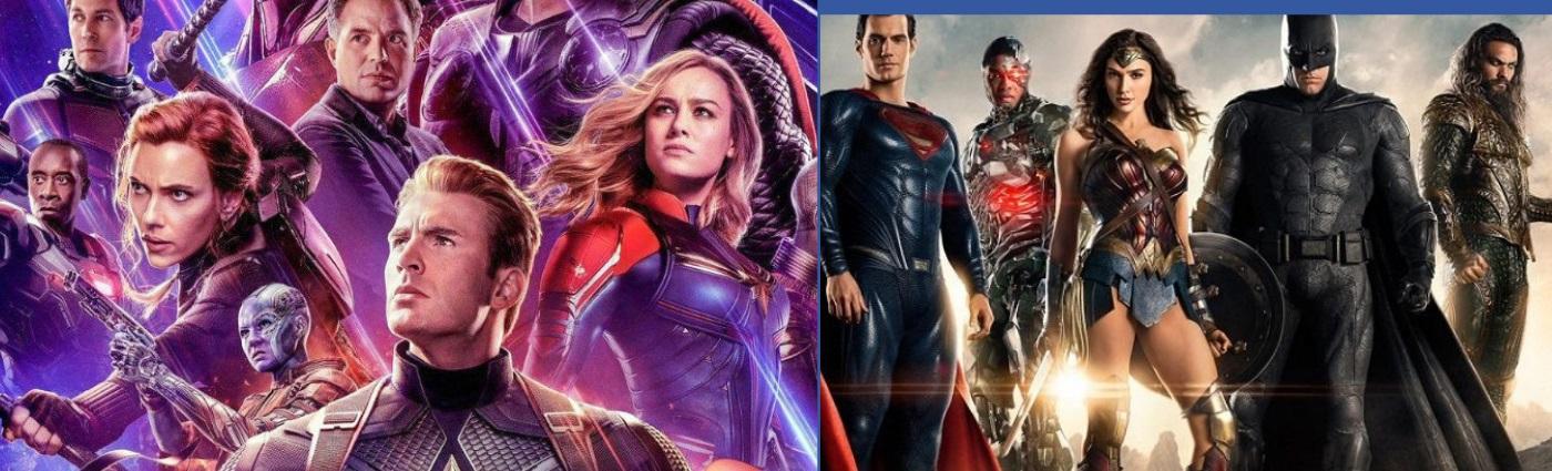 Planejamento de conteúdo para topic clusters: Aprendendo com a guerra Marvel x DC